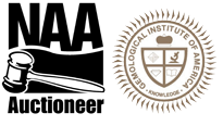 National Auctioneers Association & Gemological Institute of America (G.I.A.)