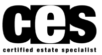National Auctioneers Association Education Institute Certified Estate Specialist (CES)